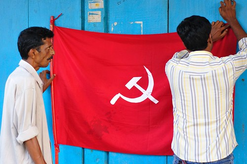 Kerala is a communist state by Matt Thompson.