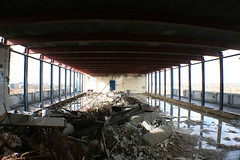 ooit de kantine (grwsh.marcel) Tags: building 20d canon marcel destruction canon20d demolition buiten slopen binnen afbreken verwoesting grwshmarcel transverko bedanktvoorhetbezoekaanmijnstream