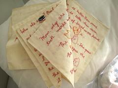 kicking it old (my version of..)style circa '93 (astulabee) Tags: 1993 stitching homesewing embroideredart nicolelicht