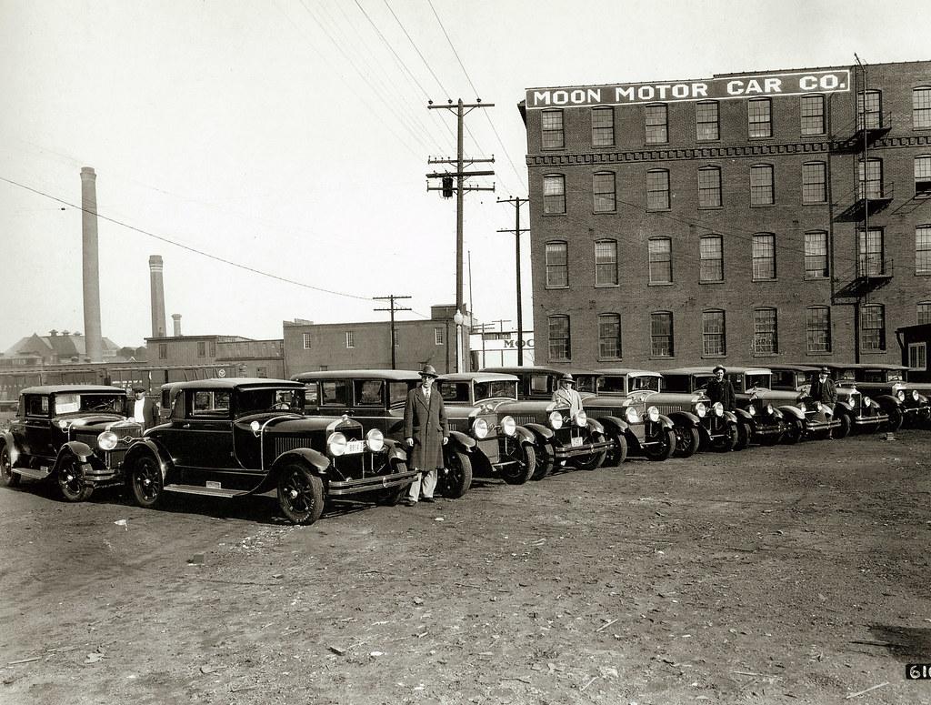 Moon Motor Car Company