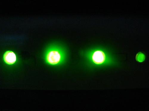 Little Green Lights