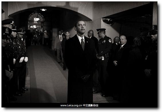 『沙龙国际奖项』美国白宫年度政治图片:The Eyes of History