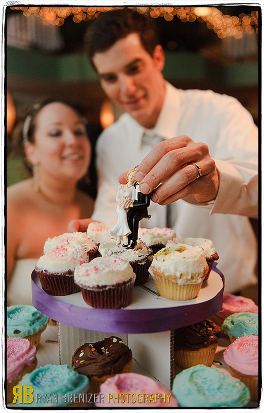 Do you take this … cupcake topper?