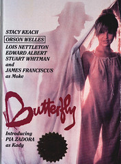 Butterfly VHS from 1982