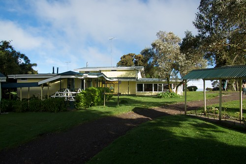 Volcan Turrialba Lodge