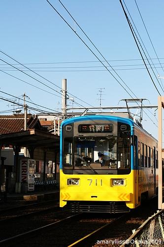 阪堺路面電車