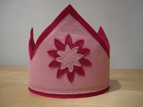 Astrid's crown