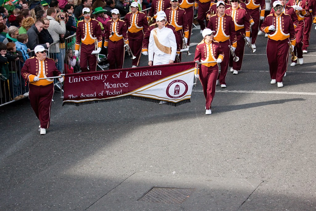 University of Louisiana at Monroe - St. Patrick's Day In Dublin