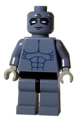 Dr. Manhattan Custom LEGO Minifig (miniBIGS) Tags: lego manhattan dr rorschach figure comedian minifig custom thewatchmen