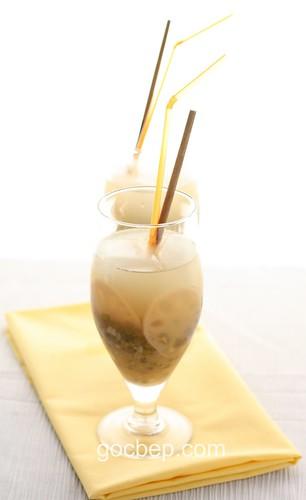chè đậu xanh củ sen-Vietnamese lotus root bean dessert