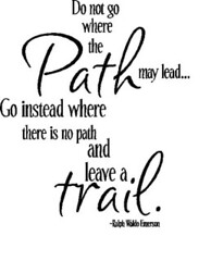 leave a trail (auctionsiterefugee) Tags: thought vinyl wallart quotes sayings homedecor homedecoration vinylwallart