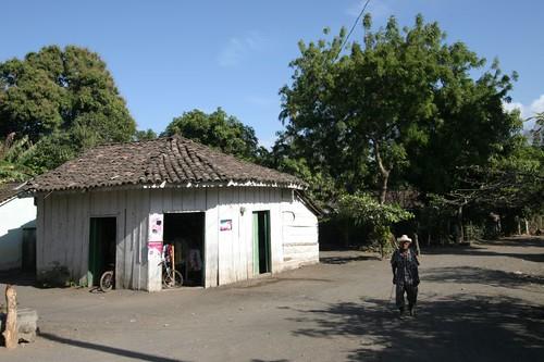 Village life on Isla Ometepe - Nicaragua.