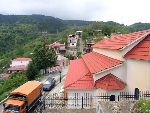 Θεσσαλία - Τρίκαλα - Δήμος Καστανιάς Αμπελοχώρι