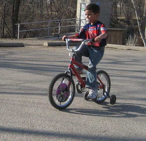80/366-1 Big Boy Bike