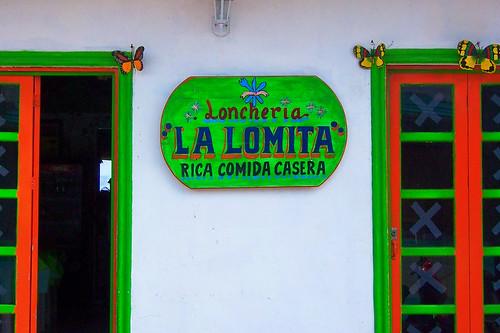 LaLomita