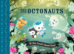 the Octonauts and the Great Ghost Reef (MEOMI) Tags: ghost great spooky barnacles reef peso meomi octonauts kwazii