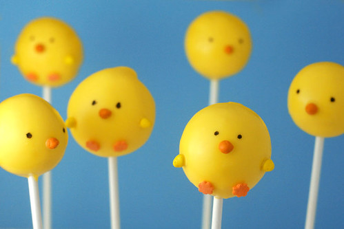 cake pops pictures. Easter Cake Pops | Flickr