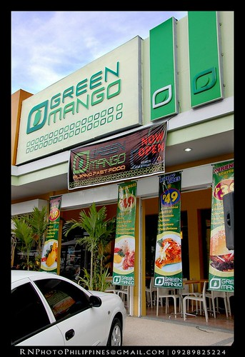Green Mango   Affordable Filipino Fastfood