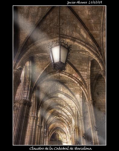 Claustro-Catedral de Barcelona.3