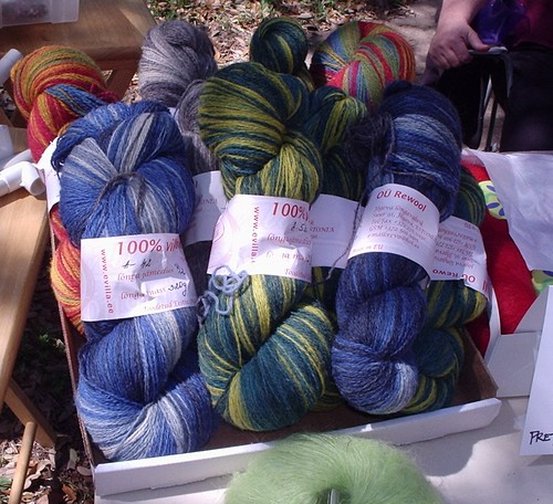 Estonian Yarn