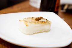 toasted mochi
