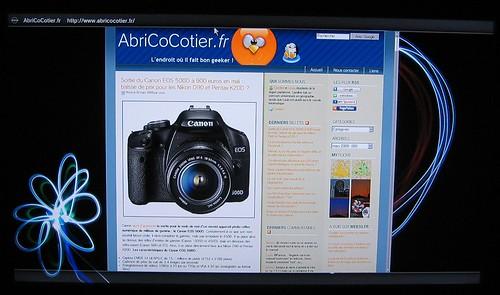 AbriCoCotier sur une Playstation 3