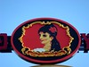 Centro Ybor (xvm) Tags: sign yborcity centroybor cigargirl tampagirl cigarsign shoppingentertainmentdining