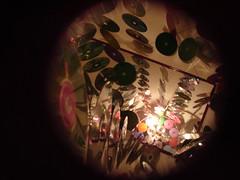 Infini - Infinito - Infinite (Lusitania Argelllo) Tags: sculpture art luz colors fashion arcoiris painting spiral disco lights luces reflex 3d rainbow movement wire jellyfish shadows arte handmade colorfull moda arts vinyl style movimiento escultura reflejo glam estilo cds chic viewer disc technicolor peephole mode medusa espiral judas sombras vinilo spyhole pintura forme tentacles compactdisc forma ombres colorido entrar disque alambre penetrable espectador tridimensional lumire mduse mirilla fildefer hechoamano tentacules tentculos entrer rflchi vinyles coloris discocompacto travauxmanuels larcenciel paintre disquecompact faitmain toenterthrough pntrable