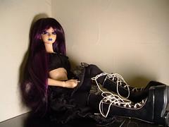 Violet (CP Juri 06) (metallicmaiden999) Tags: purple boots elf cp delf 06 juri