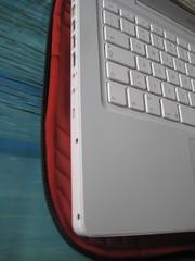 Kein Riss mehr im Topcase des Apple MacBook