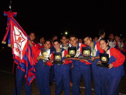equipes vencedoras