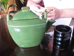 Pagolac in San Francisco - teapot