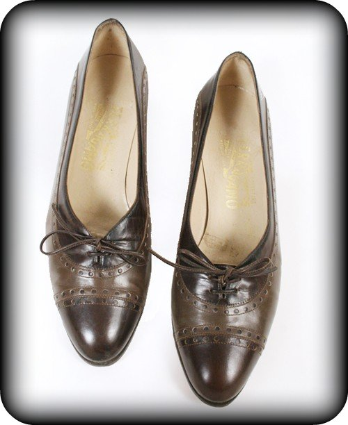 Ferragamo Oxfords
