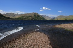 Loch Arkaig (pete_thedoctor_smith) Tags: scotland highlands locharkaig may09