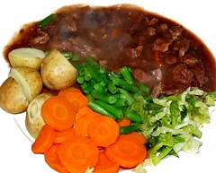 Welsh Lamb Casserole (Grete Howard) Tags: cainvalleyhotel llanfellin wales hotel food dinner mat eating yum yummy delicious tasty recipes cooking cook chef spise lunch gastronomique mittag mittagessen essen gormet gormand scrumptious
