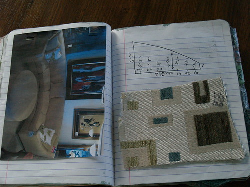 Design Book fabric and measurements