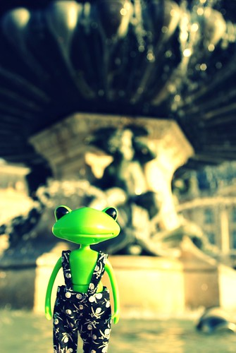 [Wonder Frog Wanda] Grenouille voit la vie en vert 3741965467_4a61469d3e