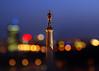 Night Light (Dragan*) Tags: light sky sculpture monument night dof bokeh serbia victor belgrade beograd coc srbija ivanmestrovic kalemegdan dragantodorovic pobednik singidunum београд