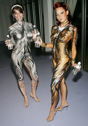 Body Painting Images