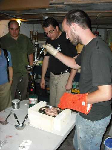 Meetup_Metal_Casting_July2009 051