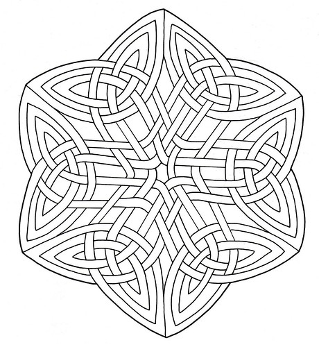Celtic Design 045
