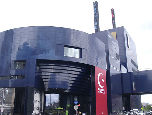 Guthrie Theater Minneapolis