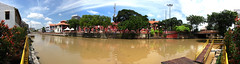 Melaka riverfront