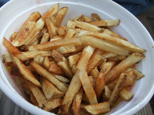 Bucket of Fair Fries