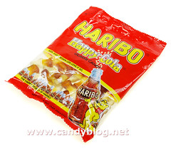 Haribo Cola Bottles