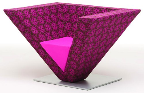 Modern Contemporary Seating Furnitures by Karim Rashid