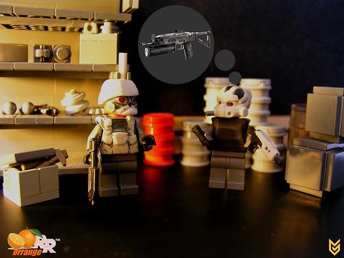 KILLZONE®2 prototyps