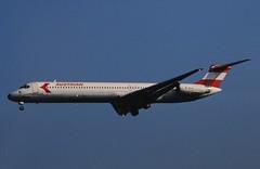 Austrian Airlines McDonnell Douglas MD-81