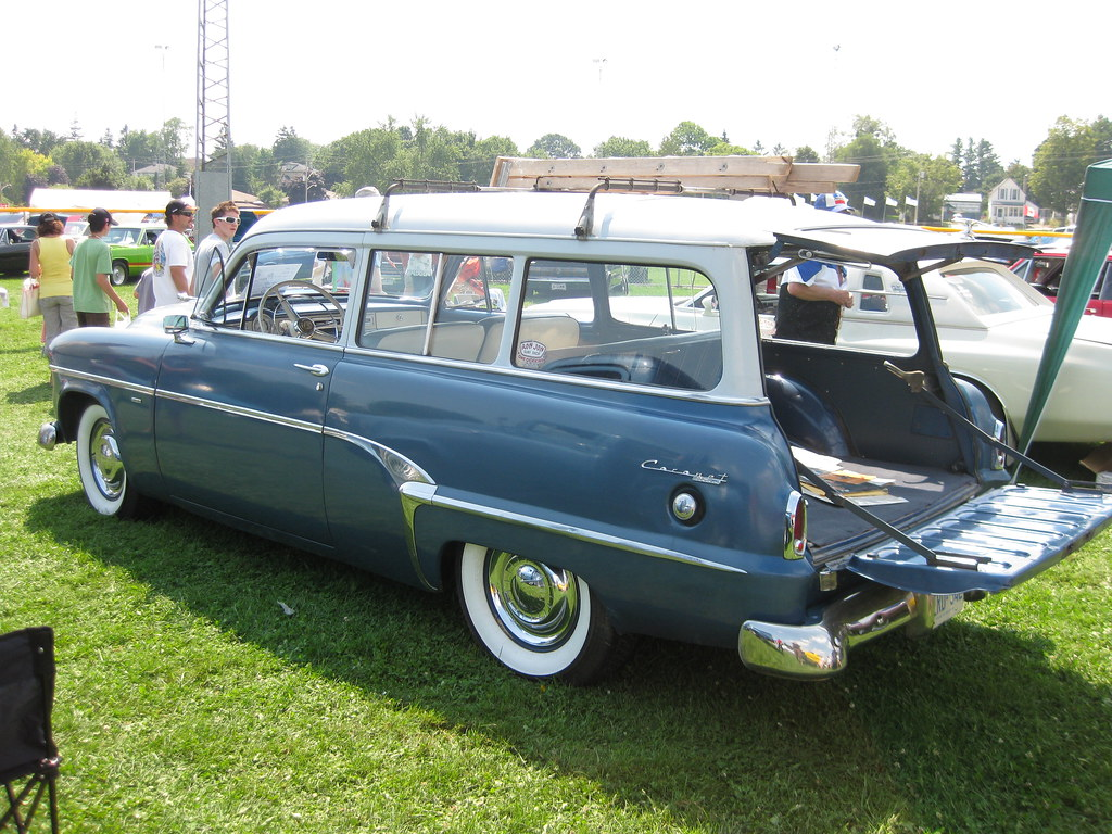 The Worlds Most Recently Posted Photos Of 1954 And Suburban Chevy 4x4 Dodge Coronet Two Door Station Wagon Dongtastic Tags