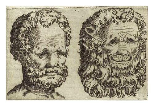 011-De humana physiognomonia- Giambattista della Porta 1586